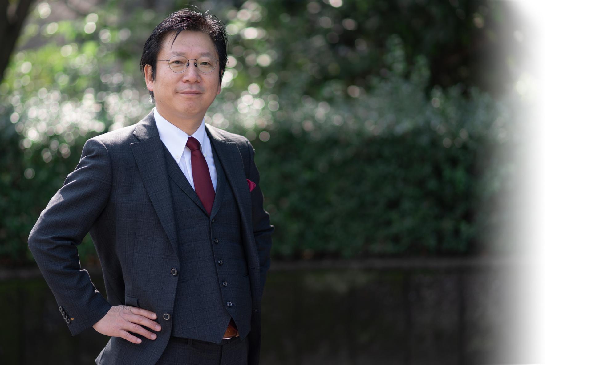 代表取締役会長 大野元泰