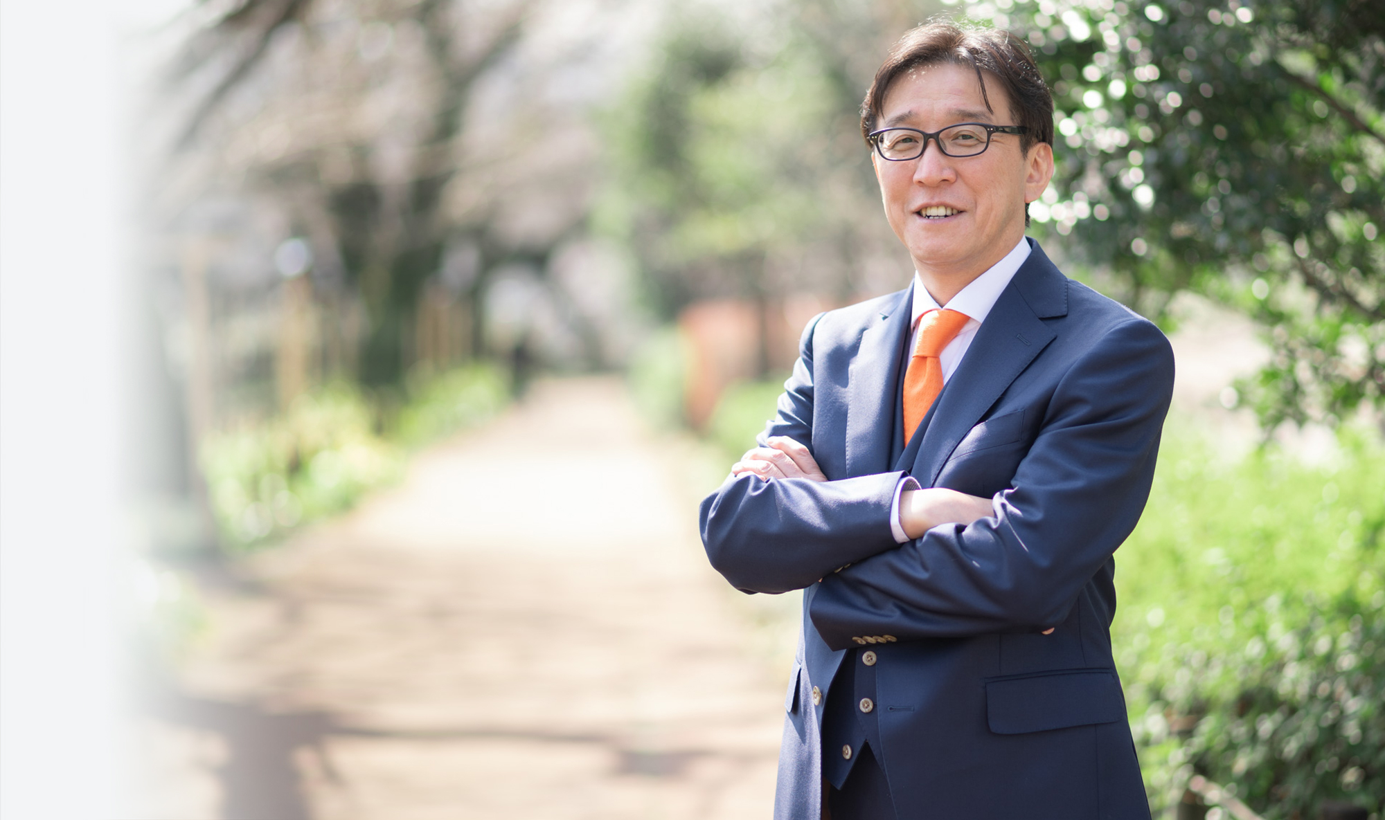代表取締役社長 藤井勝博